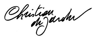 Christian du Jardin